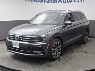 Volkswagen Tiguan Offer