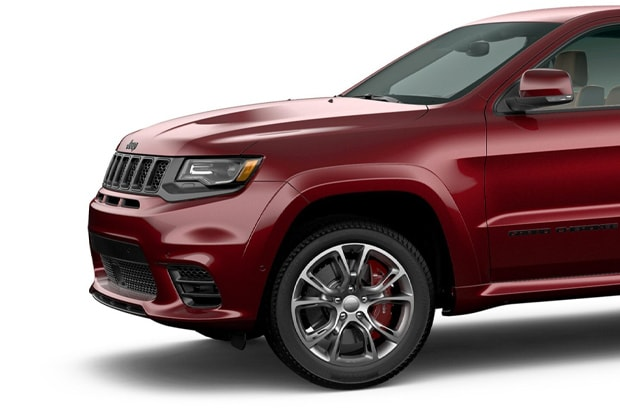 2020 Jeep Grand Cherokee Grill