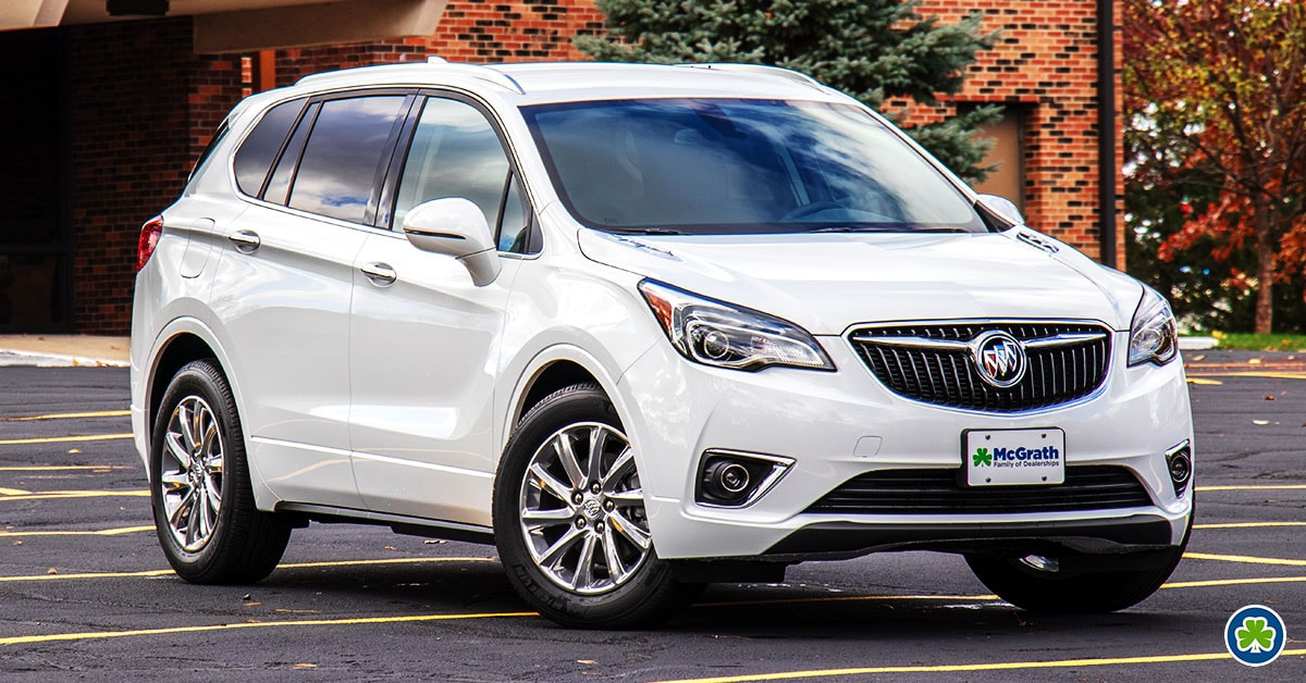 2019 Buick Envision for Sale in Cedar Rapids