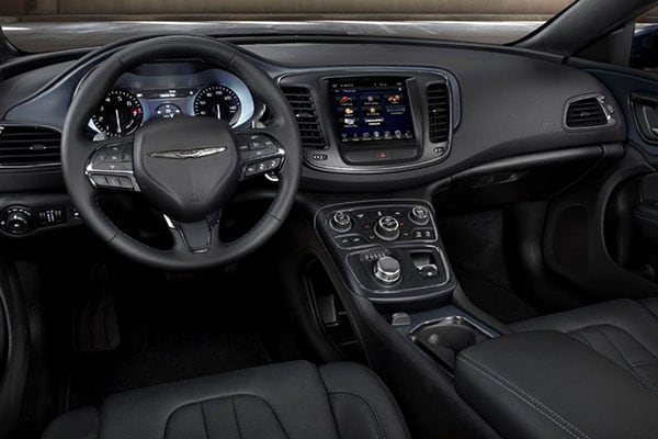 Chrysler 200 Technology Features