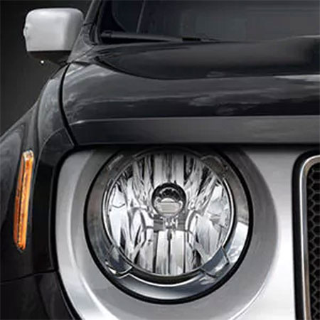 2016 Jeep Renegade Halogen Headlamps