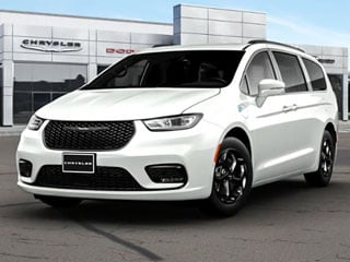 New Chrysler Pacifica Offer