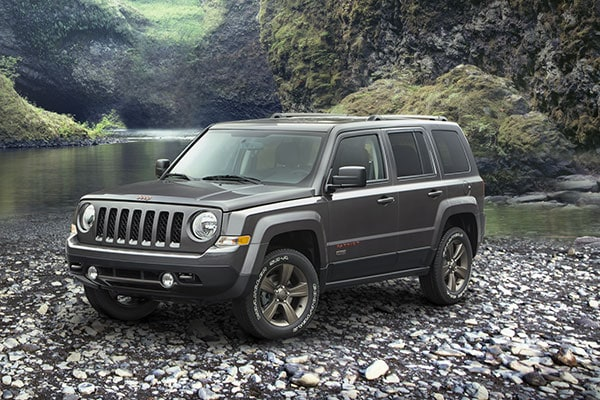 Jeep Patriot Safety Features