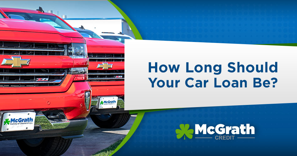 How long your auto loan should be