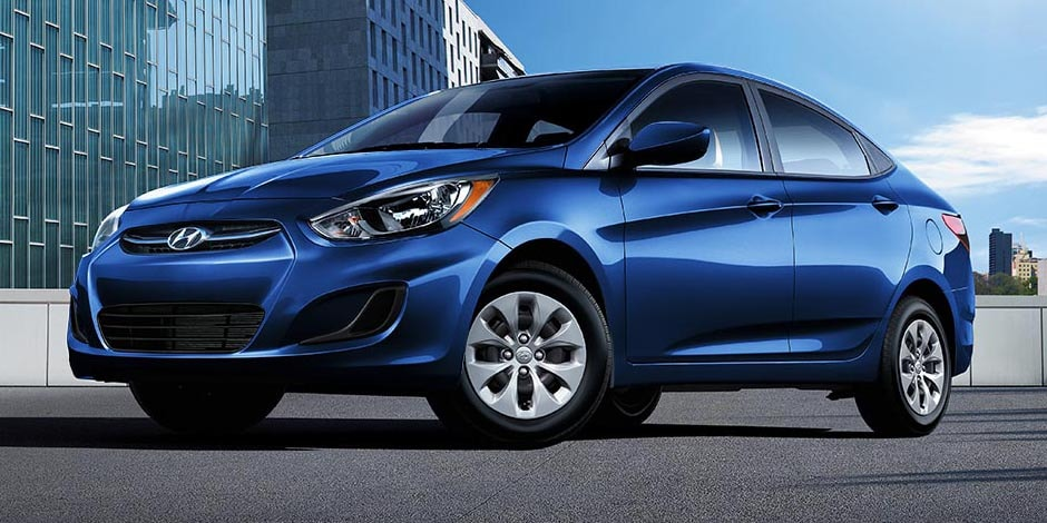 2017 Hyundai Accent Pacific Blue