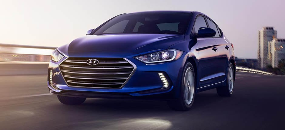 2017 Hyundai Elantra Lakeside Blue