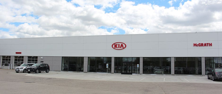 McGrath Kia Dealership
