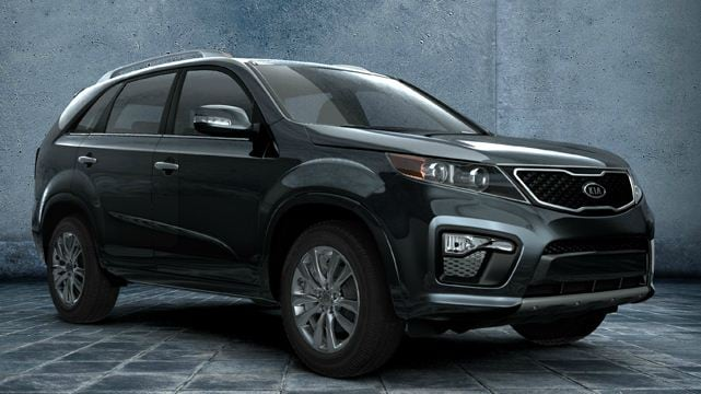 Top Marks From The  Sorento Across The Board