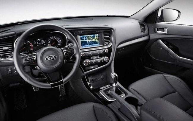 2014 Kia Optima Interior