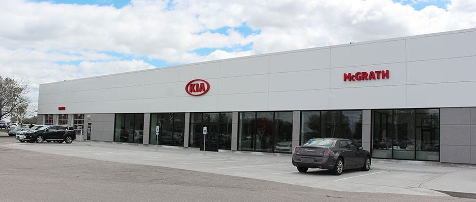 New and Used Cars for sale at McGrath Kia in Hiawatha