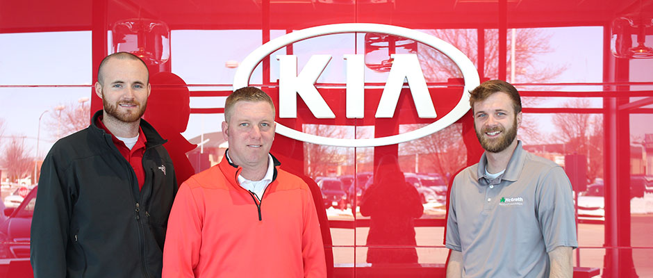 Kia Dealership in Hiawatha