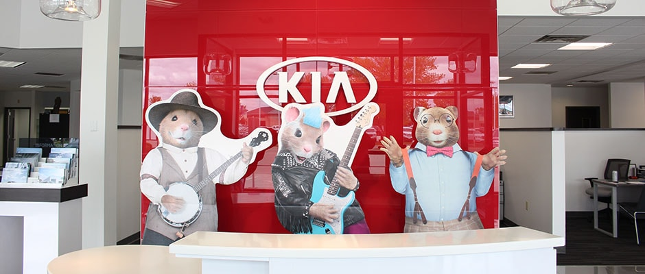 Kia Dealership in Center Point