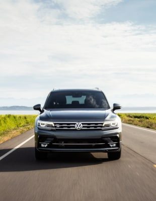 New VW Tiguan in Dubuque