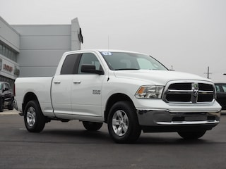 Used 2018 Ram 1500 SLT 4x4 SLT  Quad Cab 6.3 ft. SB Pickup 2117888 in Woodhaven, MI