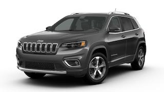 New 2019 Jeep Cherokee LIMITED 4X4 Sport Utility J17173 in Woodhaven, MI