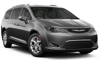 New 2019 Chrysler Pacifica LIMITED Passenger Van C24031 in Woodhaven, MI