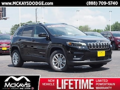 2019 Jeep Cherokee LATITUDE FWD Sport Utility 1C4PJLCB7KD241155 for sale in Waite Park