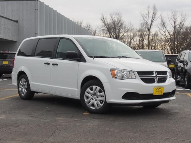 New 2019 Dodge Grand Caravan SE Passenger Van For Sale/Lease Waite Park, MN