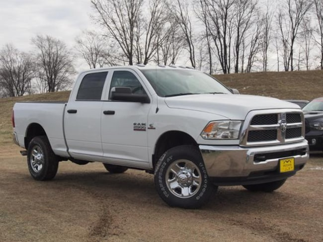 New 2018 Ram 2500 TRADESMAN CREW CAB 4X4 6'4 BOX Crew Cab For Sale/Lease Waite Park, MN