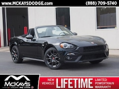 2019 FIAT 124 Spider ABARTH Convertible JC1NFAEK6K0141787 for sale in Waite Park
