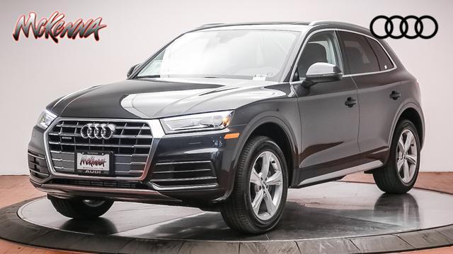 2020 Audi Q5 Sport Utility