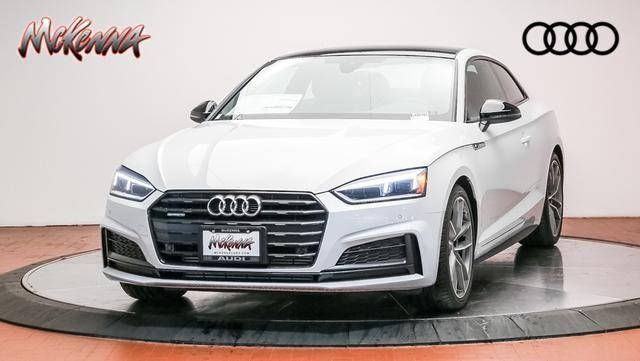 New 2019 Audi A5 Premium Plus 45 Tfsi Quattro Car for sale near LA at McKenna Audi