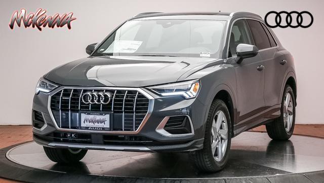 New 2020 Audi Q3 45 Premium Plus for sale near LA at McKenna Audi