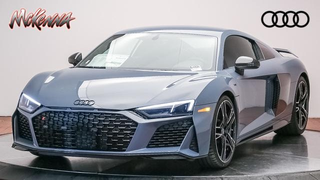 New 2020 Audi R8 5.2 V10 performance Coupe Los Angeles
