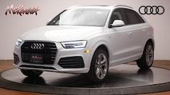 New 2018 Audi Q3 2.0 Tfsi Premium Plus Quattro AWD SUV A30576 for sale near LA at McKenna Audi