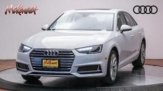 New 2019 Audi A4 Premium 40 Tfsi Sedan Near LA