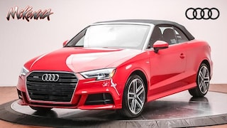 Used 2017 Audi A3 Cabriolet 2.0T Premium Plus Cabriolet for sale near Los Angeles, CA at McKenna Audi