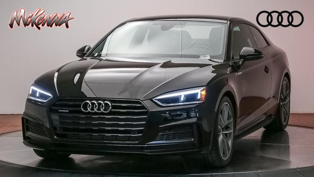 New 2019 Audi A5 2.0T Premium Plus Coupe for sale near LA at McKenna Audi