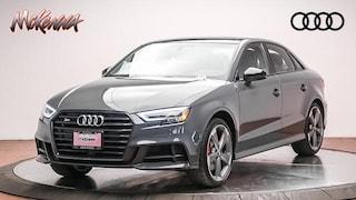 New 2020 Audi S3 2.0T S line Premium Car Near LA
