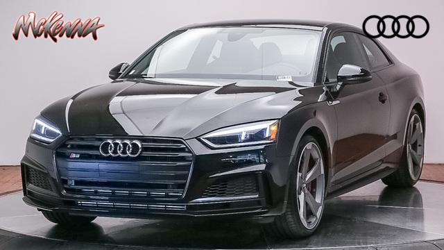 2019 Audi S5 Car