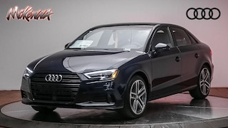 New 2020 Audi A3 Premium 40 Tfsi Car Near LA
