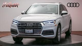 Used 2018 Audi Q5 2.0T Tech Premium SUV Near LA