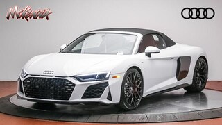 New 2020 Audi R8 5.2 V10 Convertible Near LA