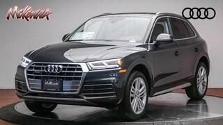 New 2020 Audi Q5 Premium Plus 45 Tfsi Quattro Sport Utility Near LA
