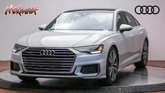 New 2019 Audi A6 3.0 Tfsi Premium Quattro AWD Sedan for sale at McKenna Audi - Serving Los Angeles
