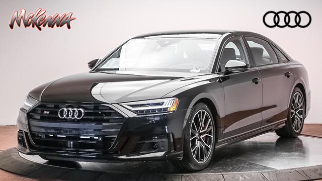 2020 Audi S8 Car