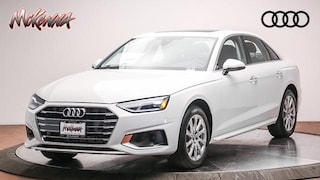 New 2020 Audi A4 Premium 40 Tfsi Car Near LA