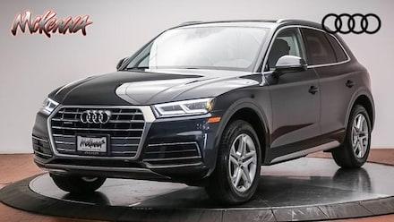 2018 Audi Q5 2.0T Premium Plus SUV