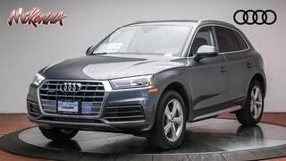 New 2020 Audi Q5 Premium 45 Tfsi Quattro Sport Utility Near LA