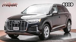New 2020 Audi Q7 Premium 55 Tfsi Quattro Sport Utility Near LA