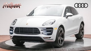 Used 2018 Porsche Macan Turbo SUV for sale in Norwalk, CA at McKenna Porsche