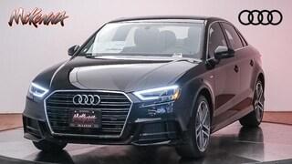 New 2019 Audi A3 2.0T Premium Plus Sedan Near LA