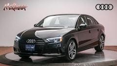 2019 Audi A3 2.0T Titanium Premium Sedan