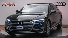 2019 Audi A8 55 Tfsi Quattro Sedan