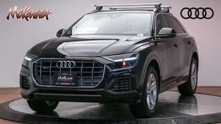 New 2019 Audi Q8 3.0 Tfsi Premium SUV Near LA