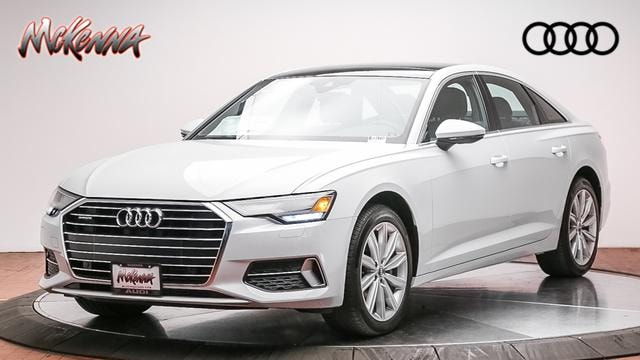New 2020 Audi A6 45 Premium Car for sale at McKenna Audi - Serving Los Angeles